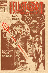 Cover Thumbnail for Hellstorm: Prince of Lies (Marvel, 1993 series) #1