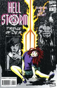 Cover Thumbnail for Hellstorm: Prince of Lies (Marvel, 1993 series) #6