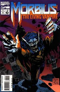 Cover Thumbnail for Morbius: The Living Vampire (Marvel, 1992 series) #30