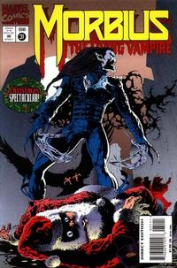 Cover Thumbnail for Morbius: The Living Vampire (Marvel, 1992 series) #31