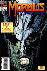 Cover for Morbius: The Living Vampire (Marvel, 1992 series) #32
