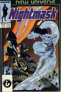 Cover Thumbnail for Nightmask (Marvel, 1986 series) #11