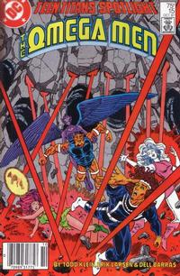 Cover Thumbnail for Teen Titans Spotlight (DC, 1986 series) #15 [Newsstand]