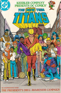 Cover Thumbnail for The New Teen Titans [Keebler Company] (DC, 1983 series) #[1]
