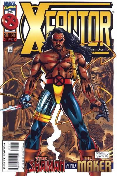 Cover for X-Factor (Marvel, 1986 series) #121 [Direct Edition]