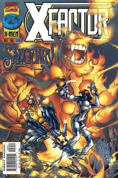 Cover for X-Factor (Marvel, 1986 series) #129 [Direct Edition]