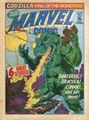 Cover for Marvel Comic (Marvel UK, 1979 series) #340