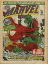 Cover for Marvel Comic (Marvel UK, 1979 series) #341