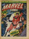 Cover for Marvel Comic (Marvel UK, 1979 series) #342