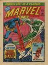 Cover for Marvel Comic (Marvel UK, 1979 series) #352