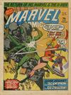 Cover for Marvel Comic (Marvel UK, 1979 series) #351