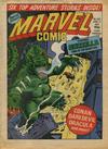 Cover for Marvel Comic (Marvel UK, 1979 series) #346