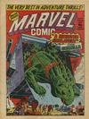 Cover for Marvel Comic (Marvel UK, 1979 series) #347