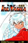 Cover for InuYasha (Viz, 2003 series) #40