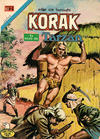 Cover for Korak (Editorial Novaro, 1972 series) #47