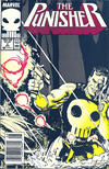 Cover for The Punisher (Marvel, 1987 series) #2 [Newsstand]