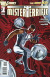 Cover for Mister Terrific (DC, 2011 series) #1 [Second Printing]