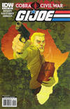 Cover Thumbnail for G.I. Joe (2011 series) #5 [Cover A]