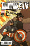 Cover for Thunderbolts (Marvel, 2006 series) #164