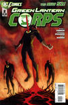 Cover for Green Lantern Corps (DC, 2011 series) #2