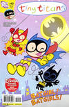 Cover for Tiny Titans (DC, 2008 series) #45