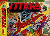Cover for The Titans (Marvel UK, 1975 series) #42