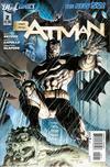 Cover for Batman (DC, 2011 series) #2 [Jim Lee / Scott Williams Cover]