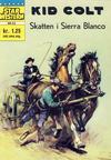 Cover for Star Western (Illustrerte Klassikere / Williams Forlag, 1964 series) #33