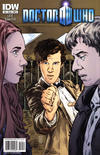 Cover for Doctor Who (IDW, 2011 series) #10 [Cover A]
