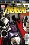 Cover for Avengers (Marvel, 2010 series) #18