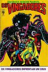 Cover for Grandes Heróis Marvel (Editora Abril, 1983 series) #14