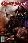 Cover for Queen Sonja (Dynamite Entertainment, 2009 series) #22 [Lucio Parrillo Cover]