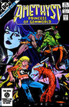 Cover for Amethyst, Princess of Gemworld (DC, 1983 series) #3 [Direct]