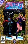 Cover for Amethyst, Princess of Gemworld (DC, 1983 series) #4 [Direct]