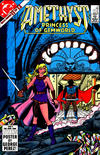 Cover for Amethyst, Princess of Gemworld (DC, 1983 series) #11 [Direct]