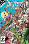 Cover for Amethyst, Princess of Gemworld (DC, 1983 series) #9 [Direct Edition]