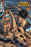 Cover for Tomb Raider: The Series (Image, 1999 series) #5 [Dynamic Forces Gold Foil Variant]