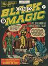 Cover for Black Magic Comics (Arnold Book Company, 1952 series) #1