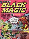 Cover for Black Magic Comics (Arnold Book Company, 1952 series) #9