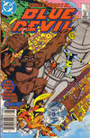 Cover Thumbnail for Blue Devil (1984 series) #15 [Newsstand]