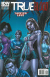 Cover for True Blood: Tainted Love (IDW, 2011 series) #5 [Cover A]