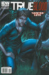 Cover for True Blood: Tainted Love (IDW, 2011 series) #4 [Cover A]