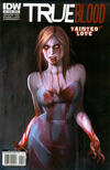 Cover for True Blood: Tainted Love (IDW, 2011 series) #4 [Cover B]