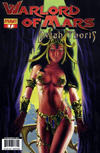 Cover for Warlord of Mars: Dejah Thoris (Dynamite Entertainment, 2011 series) #7 [Cover A - Joe Jusko Cover]