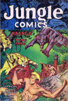 Cover for Jungle Comics (Superior Publishers Limited, 1951 series) #160