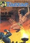 Cover for Tarzan (Semic, 1976 series) #19/1976