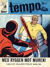 Cover for Tempo (Hjemmet / Egmont, 1966 series) #33/1968