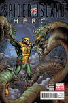 Cover for Herc (Marvel, 2011 series) #8