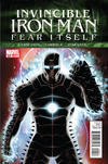 Cover for Invincible Iron Man (Marvel, 2008 series) #509