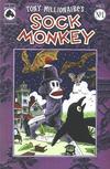 Cover for Sock Monkey (Dark Horse, 1999 series) #v2#1